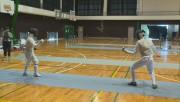 ⑧平成29年度高校総体フェンシング