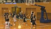 中学総体バスケ女子